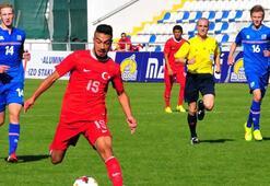 Türkiye U19, Estonyaya diş geçiremedi