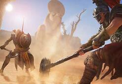Assassins Creed: Originsin yeni fragmanı nefes kesiyor