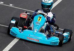 Kaan Önder Son Kartingde 7. oldu