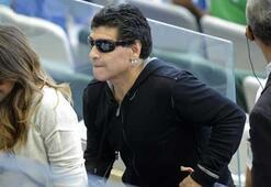 Maradonaya uğursuz suçlaması