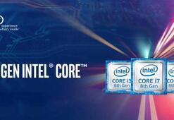 Intel 8. nesil işlemcilerini duyurdu