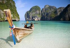 Taylandın gizemli cenneti Maya Kumsalı