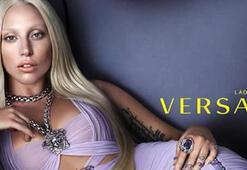 Versace'nin Yeni Yüzü Lady GaGa
