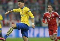 Wengerin Mesut Özil isteği