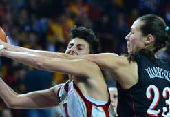 Galatasarayın USK Prag sınavı