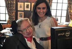 Stephen Hawkingi Türk bilim insanı konuşturacak