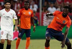 Sevilla - Medipol Başakşehir: 2-2 (İşte maçın özeti)