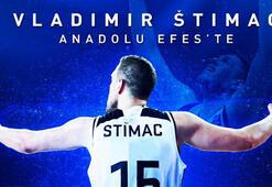Vladimir Stimac Anadolu Efes'te