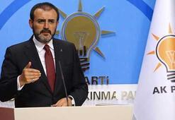 AK Parti Sözcüsü Mahir Ünaldan racon açıklaması