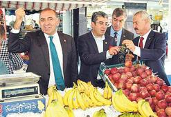 CHP, İzmir'den başladı