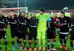 Avrupanın en az gol atan lideri Beşiktaş