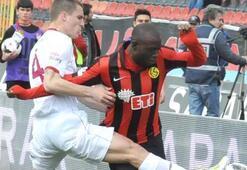 Eskişehirspor-Elazığspor: 1-0
