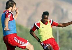 Sivasspor 3 oyuncudan yoksun çalıştı