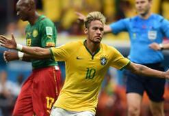 Brezilya Kameruna acımadı 4-1