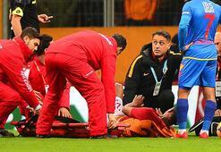 Galatasaraya Fernando şoku 2 ay yok...