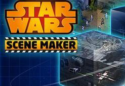 Star Wars Scene Maker İle Favori Sahnelerinizi Yeniden Çekin
