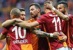 Galatasaray legt im letzten Spiel eine Show dar