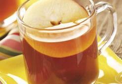 Sinsi düşmana karşı püsküllü elma çayı
