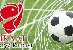 Ziraat Türkiye Kupasında 21 takım tur atladı