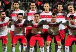 FIFA sıralamasında Türkiye 3 basamak düştü