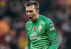Galatasarayın en istikrarlısı Muslera