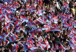 Trabzonsporlu taraftarlar: Tribünden izleyeceğiz