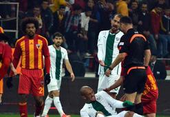 Kayserispor - Bursaspor 2:0