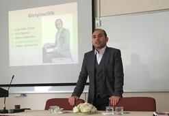 Ersin Mete Ertürk ile girişimcilik sohbeti