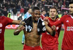 Sivasspor umut verdi