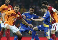 Galatasaray - Bucaspor: 3-0 (İşte maçın özeti)