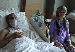 80 yaşında böbreğini veren kadın: Evladım için ızdıraplara dayandım