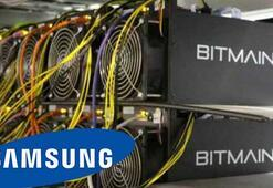 Samsung, Rus Bitcoin madencilik şirketiyle anlaşma imzaladı