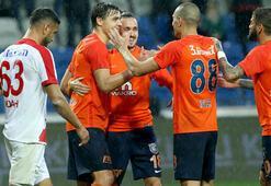 Başakşehirin sürpriz golcüsü Epureanu
