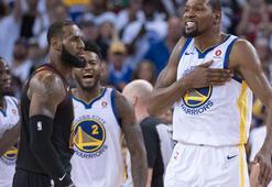 Warriors, Cavaliersı devirdi