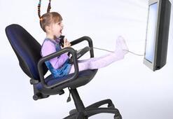 Yaz tatilinde çocukları bilgisayar oyunlarından koruyun