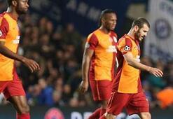 Galatasaray QPR tesislerinde idman yaptı