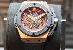 Galatasaray için üretilen saatler tanıtıldı