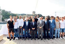 Dursun Özbek: Son derece uyumluyuz
