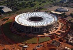 Brezilyadan Dünya Kupası için rekor harcama