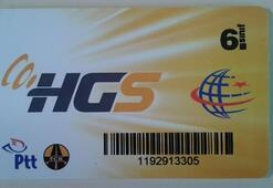 HGS geçiş ihlali ve bakiye sorgulama işlemleri 2016