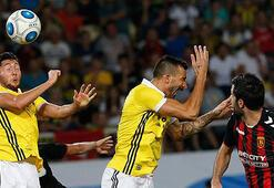 Fenerbahçenin Vardar karşısında 11i belli oldu