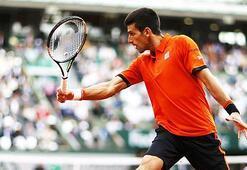 Djokovic Fransa Açıkta ilk peşinde