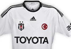 Beşiktaş'ta forma tanıtımı