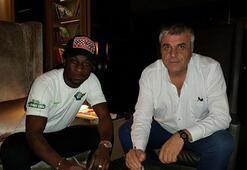 Akhisar Belediyespor, Marvin Renato Emnes imzayı attırdı