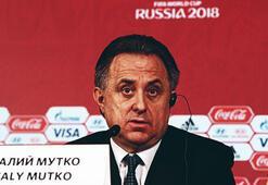 Vitaliy Mutko görevinden geçici olarak ayrıldı
