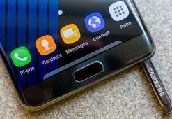 Patlayan Note 7ler Note 8in satışlarına zarar verecek mi
