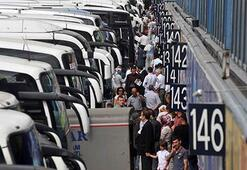 Bayram tatili öncesi otobüs biletleri karaborsaya düştü