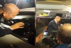 İçişleri Bakanı Soylu trafik uygulama noktalarını denetledi