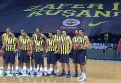 Fenerbahçenin yeni formaları tanıtıldı
