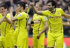 Dortmund Tayfun Korkutu üzdü